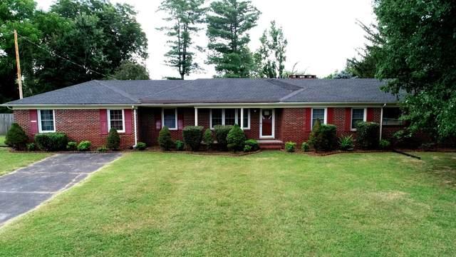 808 Sunset Dr, Mc Minnville, TN 37110 (MLS #RTC2176342) :: Team Wilson Real Estate Partners