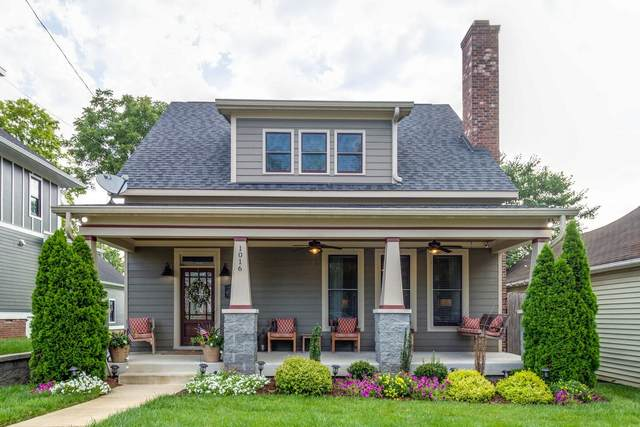 1016 11th Ave N, Nashville, TN 37208 (MLS #RTC2176365) :: Fridrich & Clark Realty, LLC