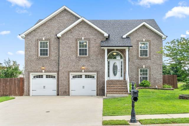 1904 Jackie Lorraine Dr, Clarksville, TN 37042 (MLS #RTC2176464) :: Maples Realty and Auction Co.