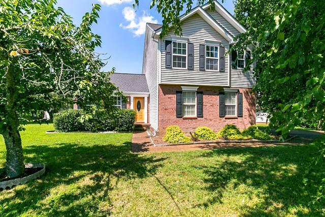 2340 Leighton Way, Spring Hill, TN 37174 (MLS #RTC2176468) :: Village Real Estate