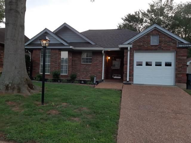 2909 Chapelwood Dr, Hermitage, TN 37076 (MLS #RTC2176534) :: The Huffaker Group of Keller Williams