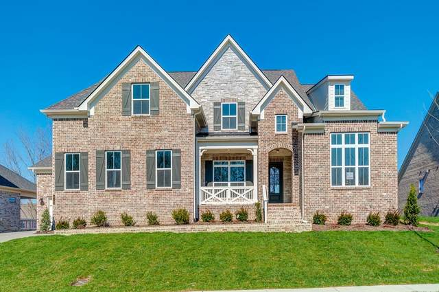 813 Delamotte Pass, Nolensville, TN 37135 (MLS #RTC2176556) :: The Helton Real Estate Group