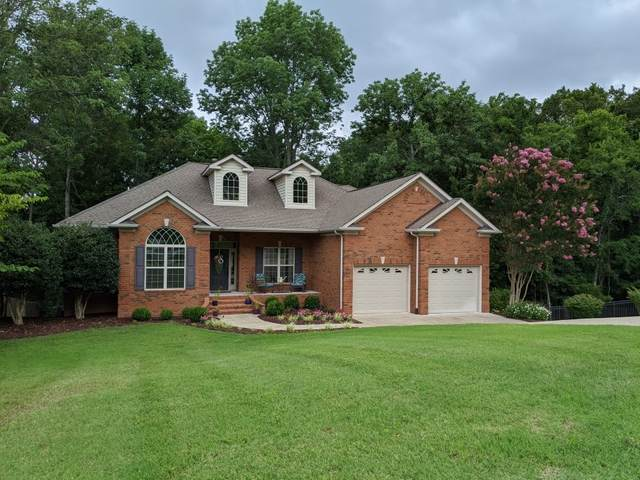413 Godfrey Ct, Nolensville, TN 37135 (MLS #RTC2176558) :: The Helton Real Estate Group