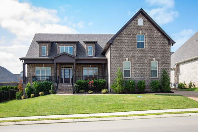 5003 Wallaby Dr, Spring Hill, TN 37174 (MLS #RTC2176577) :: Village Real Estate
