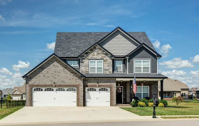 1232 Fallon Dr, Clarksville, TN 37043 (MLS #RTC2176759) :: Village Real Estate