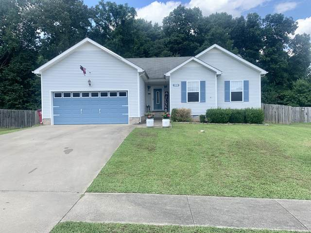 364 Andrew Dr, Clarksville, TN 37042 (MLS #RTC2176775) :: Nashville on the Move
