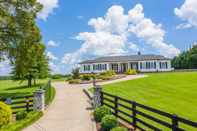 138 Cragfont Rd, Castalian Springs, TN 37031 (MLS #RTC2176810) :: Adcock & Co. Real Estate