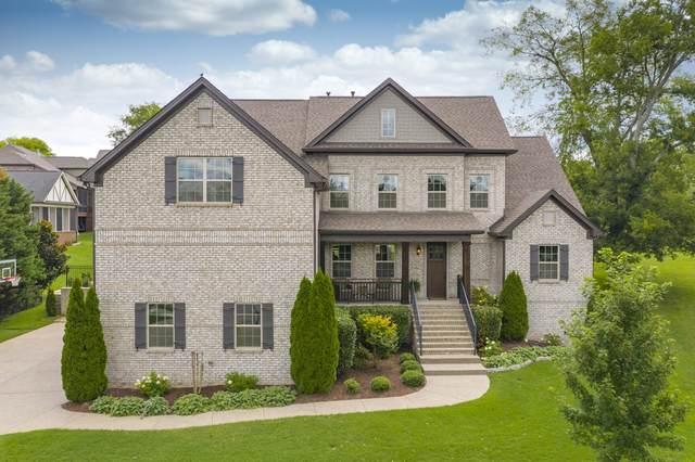 6063 Hunt Valley Dr, Spring Hill, TN 37174 (MLS #RTC2176815) :: Village Real Estate