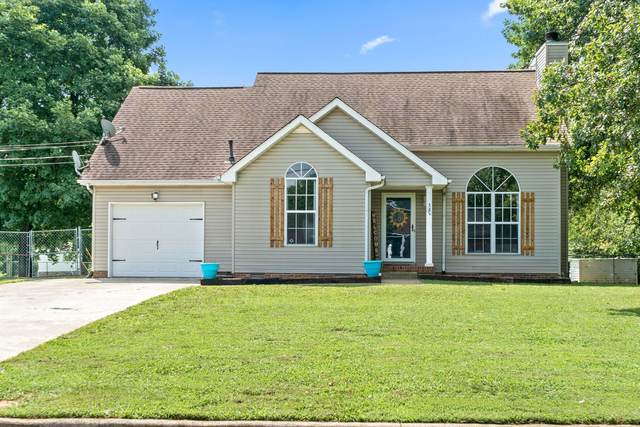 386 Bridlewood Rd, Clarksville, TN 37042 (MLS #RTC2176910) :: Village Real Estate