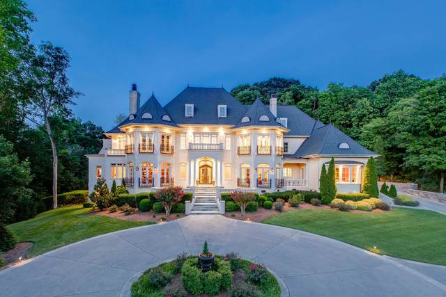 1016 Vaughn Crest Dr, Franklin, TN 37069 (MLS #RTC2176922) :: Maples Realty and Auction Co.