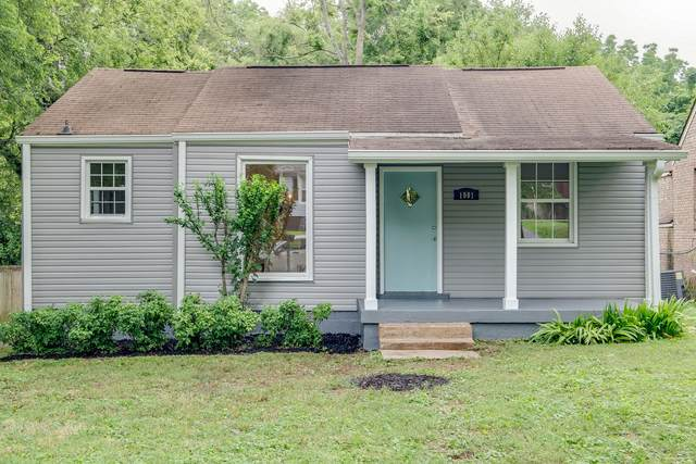 1001 Petway Avenue, Nashville, TN 37206 (MLS #RTC2176925) :: FYKES Realty Group
