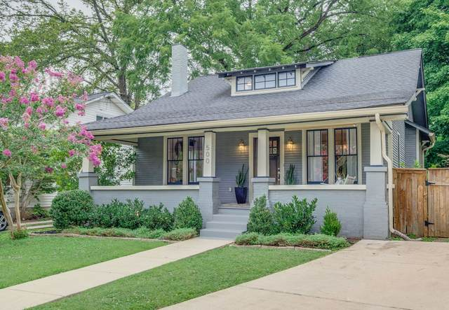 500 N Wilson Blvd, Nashville, TN 37205 (MLS #RTC2176952) :: CityLiving Group