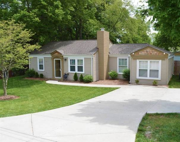 2724 Hartford Dr, Nashville, TN 37210 (MLS #RTC2176995) :: Village Real Estate
