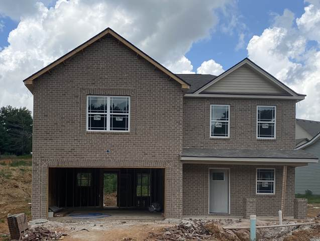 1157 Berra Drive, Springfield, TN 37172 (MLS #RTC2177025) :: Village Real Estate