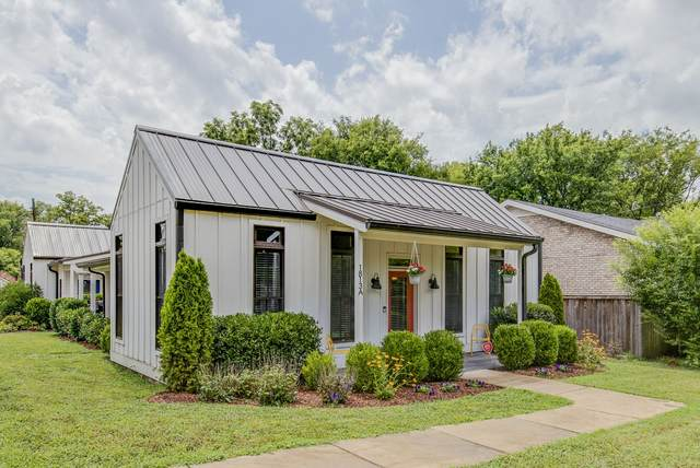 1813A 3rd Ave N, Nashville, TN 37208 (MLS #RTC2177034) :: Your Perfect Property Team powered by Clarksville.com Realty