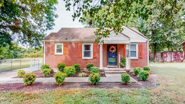 146 Two Mile Pike, Goodlettsville, TN 37072 (MLS #RTC2177068) :: Berkshire Hathaway HomeServices Woodmont Realty