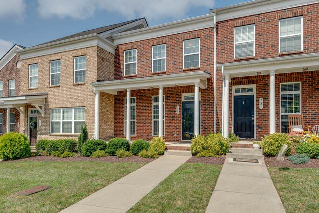 729 Westcott Ln #128, Nolensville, TN 37135 (MLS #RTC2177073) :: The Group Campbell