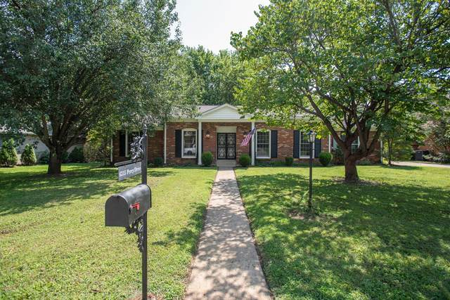6315 Percy Dr, Nashville, TN 37205 (MLS #RTC2177079) :: RE/MAX Homes And Estates