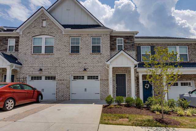 2261 Belle Creek Way, Nashville, TN 37221 (MLS #RTC2177081) :: The Group Campbell