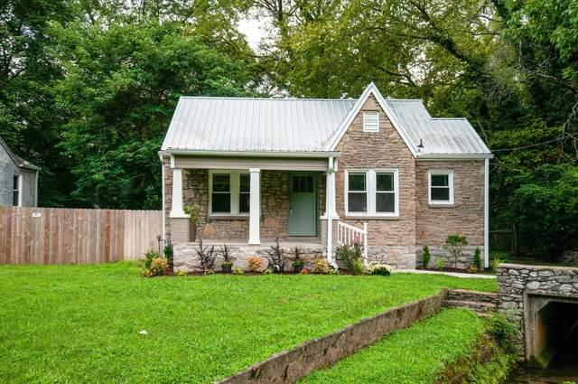 916 Carolyn Ave, Nashville, TN 37216 (MLS #RTC2177161) :: Fridrich & Clark Realty, LLC