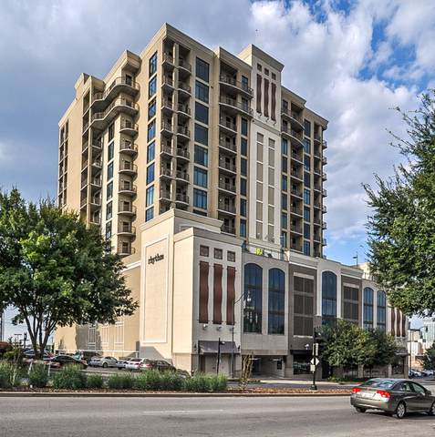 1510 Demonbreun St Apt 506, Nashville, TN 37203 (MLS #RTC2177225) :: Felts Partners