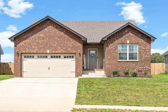 126 Ambridge St, Oak Grove, KY 42262 (MLS #RTC2177250) :: Hannah Price Team