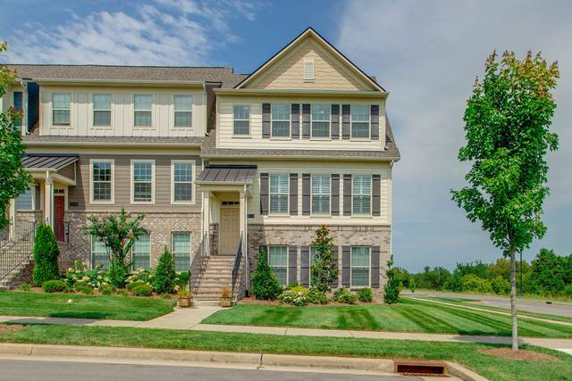 9550 Faulkner Sq, Brentwood, TN 37027 (MLS #RTC2177271) :: Exit Realty Music City