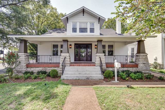 3101 Vanderbilt Pl, Nashville, TN 37212 (MLS #RTC2177309) :: The Helton Real Estate Group