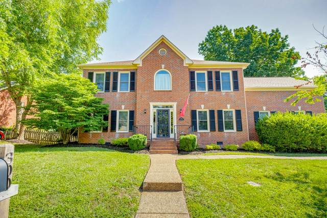 300 Chippewa Cir, Nashville, TN 37221 (MLS #RTC2177335) :: Team George Weeks Real Estate