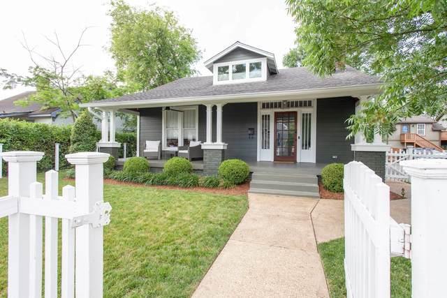 1105 Caldwell Ave, Nashville, TN 37204 (MLS #RTC2177339) :: Village Real Estate