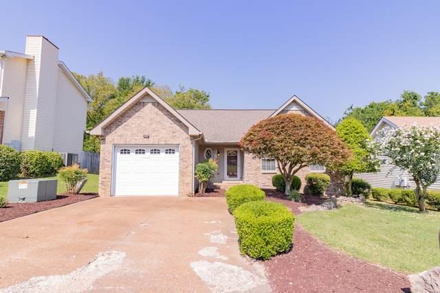 327 Dorr Dr, Goodlettsville, TN 37072 (MLS #RTC2177356) :: Team George Weeks Real Estate