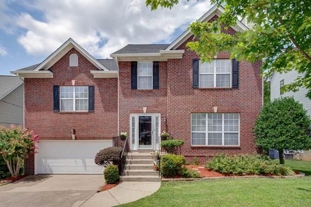725 Hallcrest Ct, Hermitage, TN 37076 (MLS #RTC2177377) :: Village Real Estate