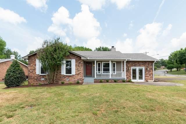 156 Hillside Dr, Hendersonville, TN 37075 (MLS #RTC2177384) :: Village Real Estate