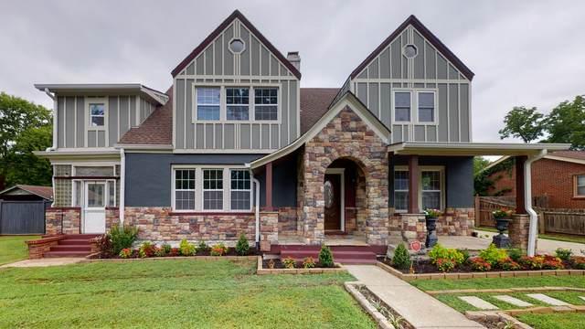 3821 Baxter Ave, Nashville, TN 37216 (MLS #RTC2177422) :: Berkshire Hathaway HomeServices Woodmont Realty