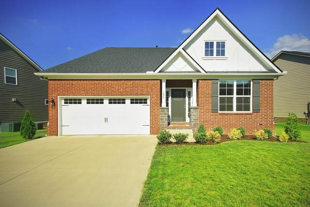 1223 Cotillion Dr, Murfreesboro, TN 37128 (MLS #RTC2177438) :: Village Real Estate