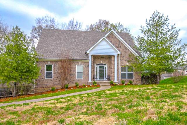 1257 Ben Hill Blvd, Nolensville, TN 37135 (MLS #RTC2177439) :: DeSelms Real Estate