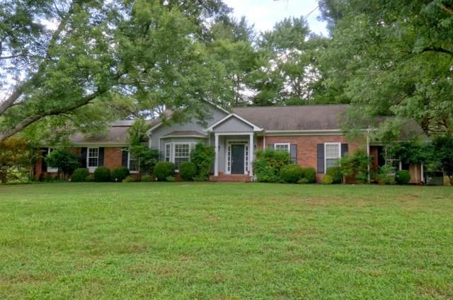2205 Creekside Ln, Franklin, TN 37064 (MLS #RTC2177444) :: Berkshire Hathaway HomeServices Woodmont Realty