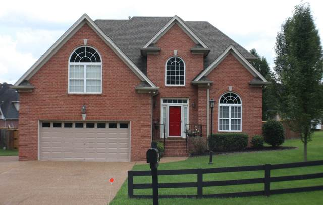 5811 S New Hope Rd, Hermitage, TN 37076 (MLS #RTC2177480) :: Village Real Estate