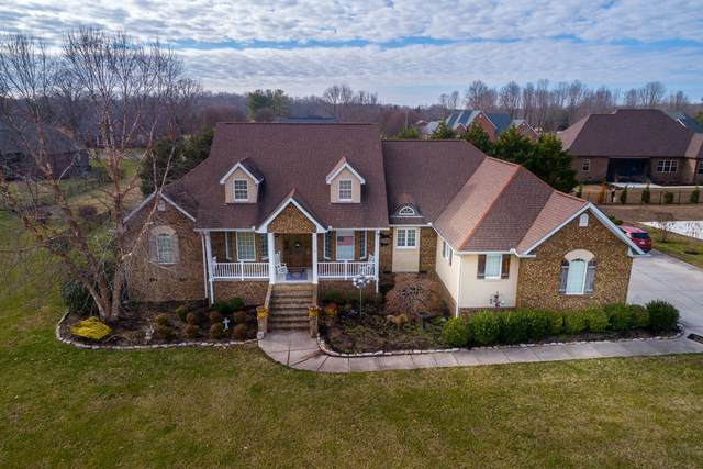 102 Highpoint Blvd, Tullahoma, TN 37388 (MLS #RTC2177540) :: Nashville on the Move
