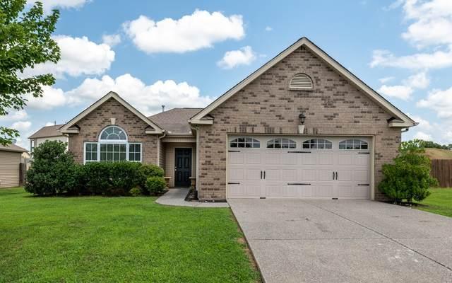 1144 Savannah Ave, Gallatin, TN 37066 (MLS #RTC2177564) :: Adcock & Co. Real Estate