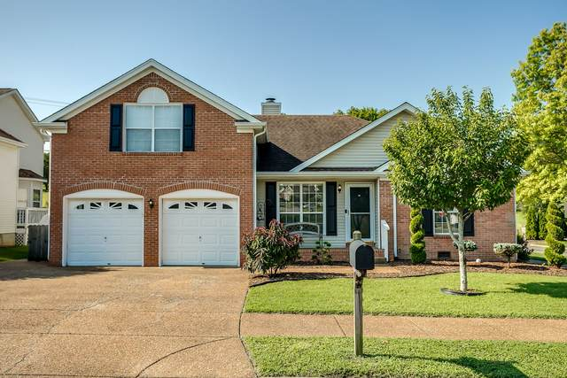 1046 Meandering Way, Franklin, TN 37067 (MLS #RTC2177616) :: Felts Partners