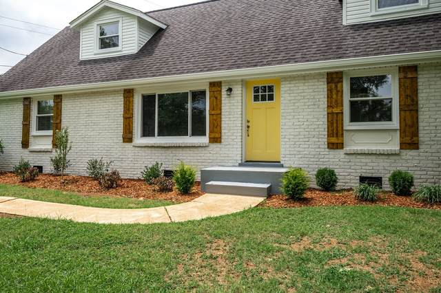 4611 Saunders Ave, Nashville, TN 37216 (MLS #RTC2177623) :: Village Real Estate