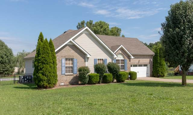 3135 Clydesdale Dr, Clarksville, TN 37043 (MLS #RTC2177658) :: Team Wilson Real Estate Partners