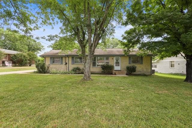 105 Utley Dr, Goodlettsville, TN 37072 (MLS #RTC2177677) :: Benchmark Realty