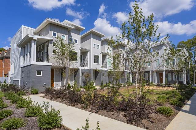 1240 2nd Ave S #1, Nashville, TN 37210 (MLS #RTC2177691) :: Stormberg Real Estate Group