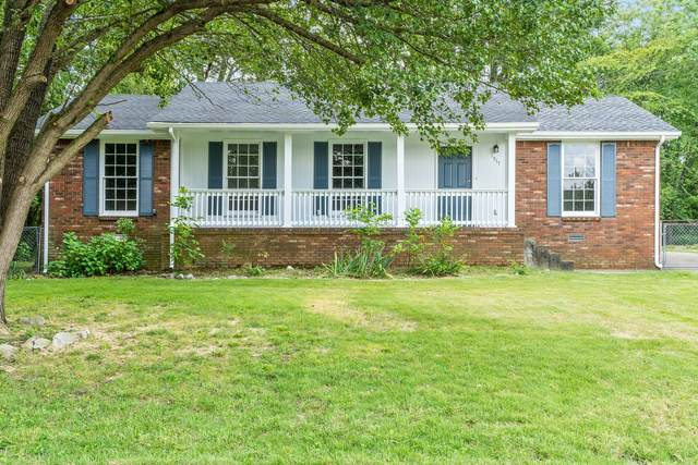 1517 Linden Dr, Clarksville, TN 37042 (MLS #RTC2177699) :: Berkshire Hathaway HomeServices Woodmont Realty