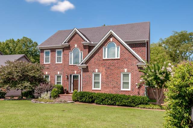 545 Ridgestone Dr, Franklin, TN 37064 (MLS #RTC2177788) :: FYKES Realty Group
