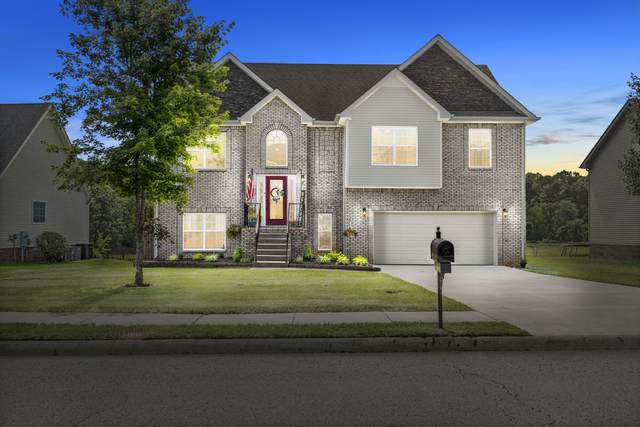 853 E Accipiter Cir, Clarksville, TN 37043 (MLS #RTC2177831) :: Your Perfect Property Team powered by Clarksville.com Realty