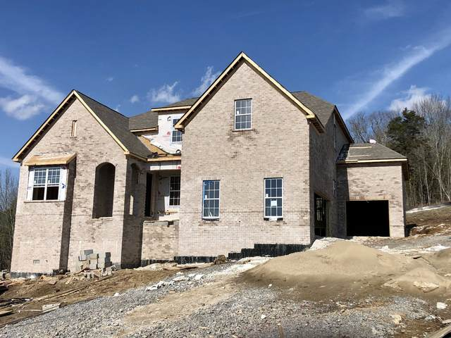 7056 Big Oak Lane-Lot 110, Nolensville, TN 37135 (MLS #RTC2177895) :: DeSelms Real Estate