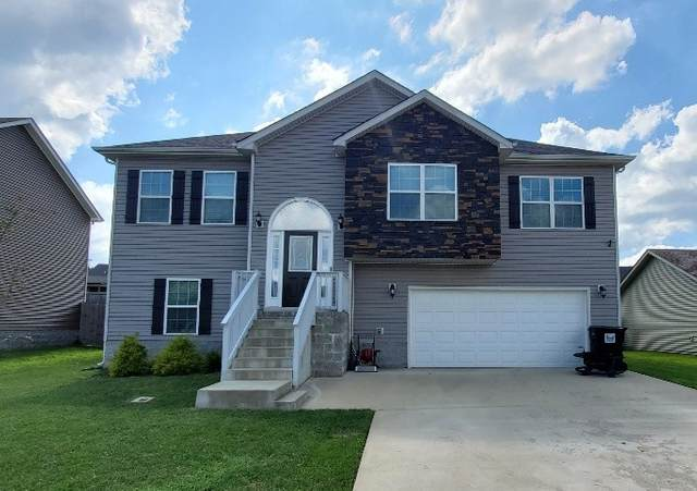 1347 Freedom Dr, Clarksville, TN 37042 (MLS #RTC2177940) :: Village Real Estate